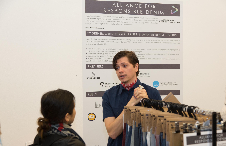 8th Future Fabrics Expo | The Sustainable Angle