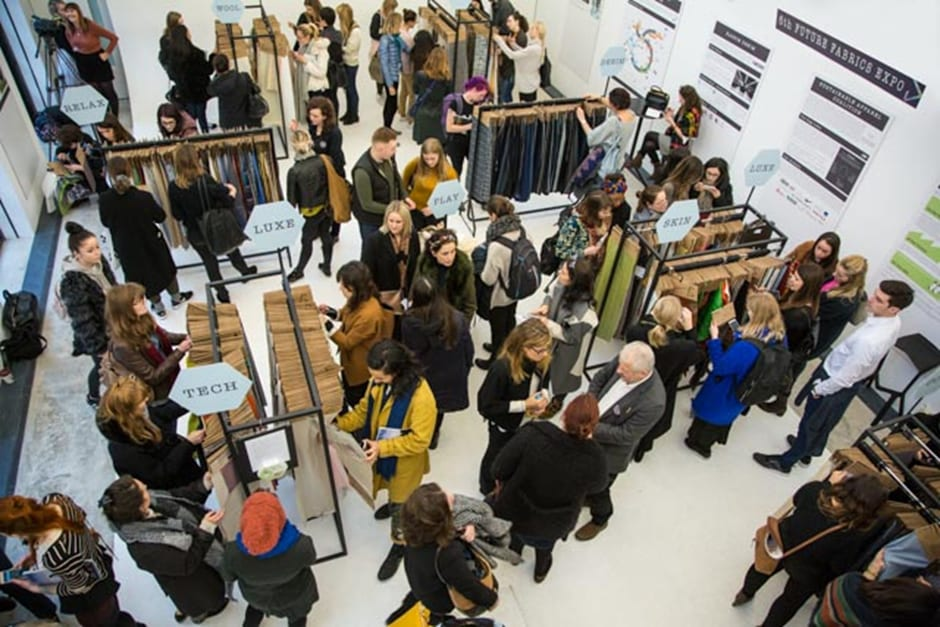 Over 2000 fabrics showcased at the 6th Future Fabrics Expo
