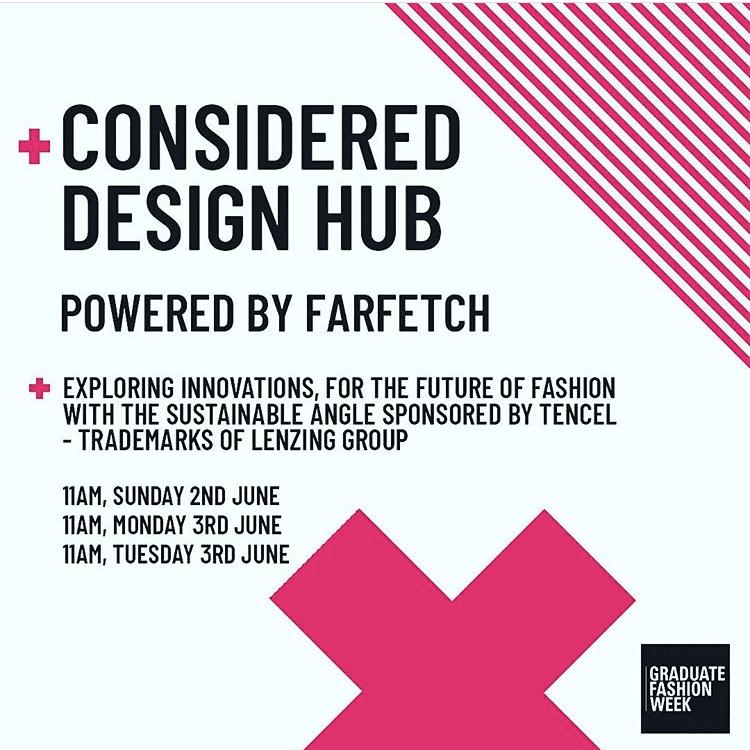 Graduate Fashion Week - Considered Design Hub